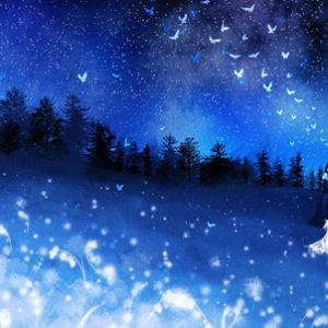 【黒いパノラマ、夜の祈り】 2015.02.10