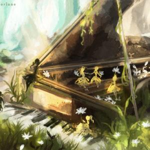 【緑と音楽の妖精】 2016.05.23