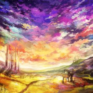 【天上の廃園】 2017.11.28