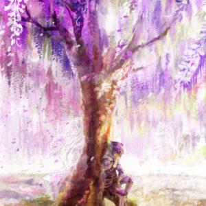 【紫の境界】 2017.03.15