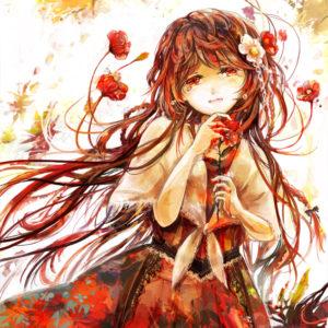 【Ⅱ.赤い花】 2017.06.07