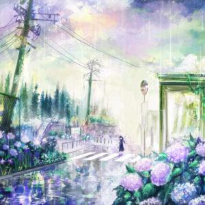 【雨花が飽和するまで】 2017.06.29