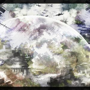 【月球都市】 2018.08.25