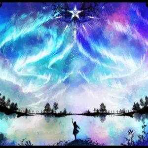 【ひとつの願い星/迷い路の光彩】 2019.05.14