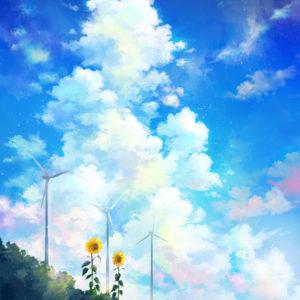 【涼風待ち望んで】 2020.07.27