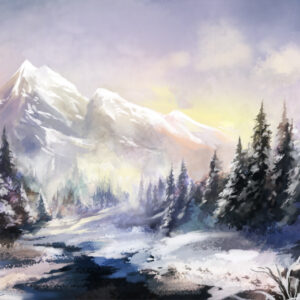 【冬景色】 2021.01.11