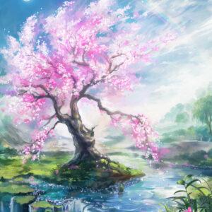 【風奏の桜】 2021.05.08